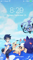 Christmas 2016 Gift - Pokemon Team