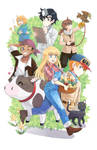 More Harvest Moon Life