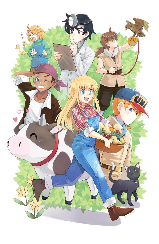More Harvest Moon Life by jojostory