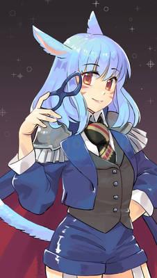 Elsie - Blue Mage