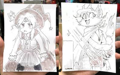 Anime Expo 2019 Art Trades