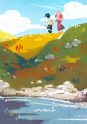 Digimon Adventure: Joe and Mimi