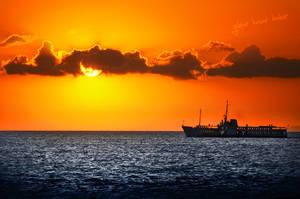 sun trip... by basharbbr