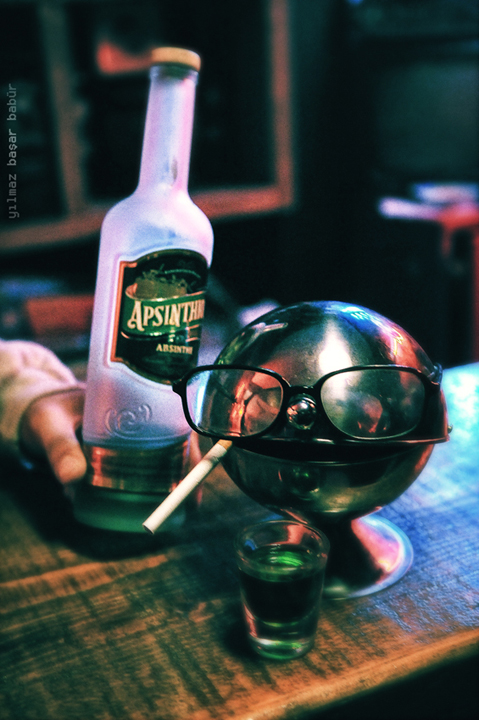 absinth... by basharbbr