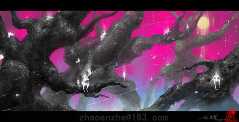 dream by zhaoenzhe