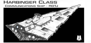 Harbinger Class Concept Sketch