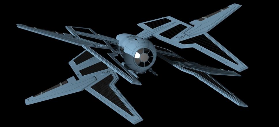 Imperial Predator WIP 7 by LordSarvain