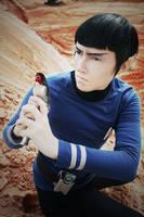 Star Trek - Mr. Spock - 03 by KyoyaKun