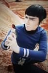 Star Trek - Mr. Spock - 03