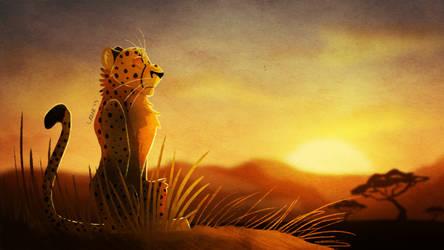 Savanna by Lazar-Arts
