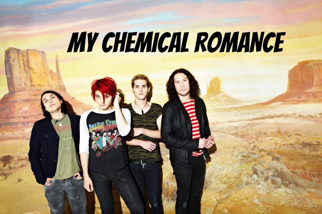 MY CHEMICAL ROMANCE wallpaper by 99revolutionstonight on ...