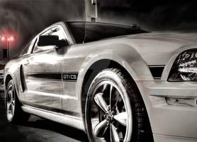 Mustang GT California special