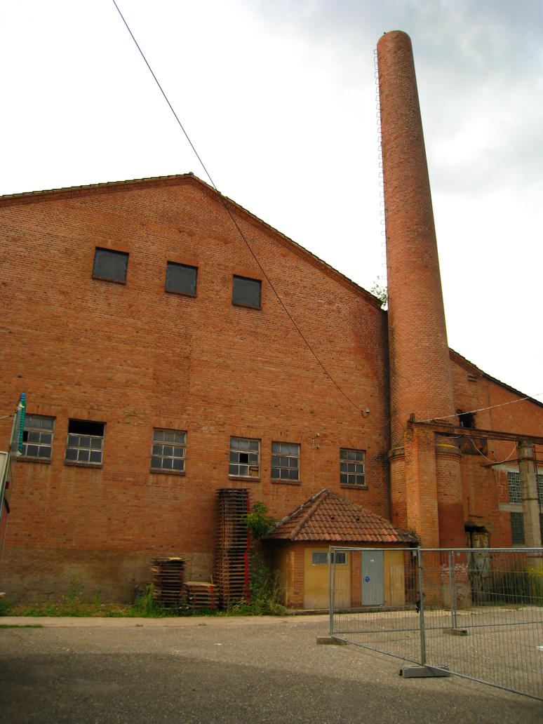 Old Factory Building by rah87 on deviantART Old Factory Building