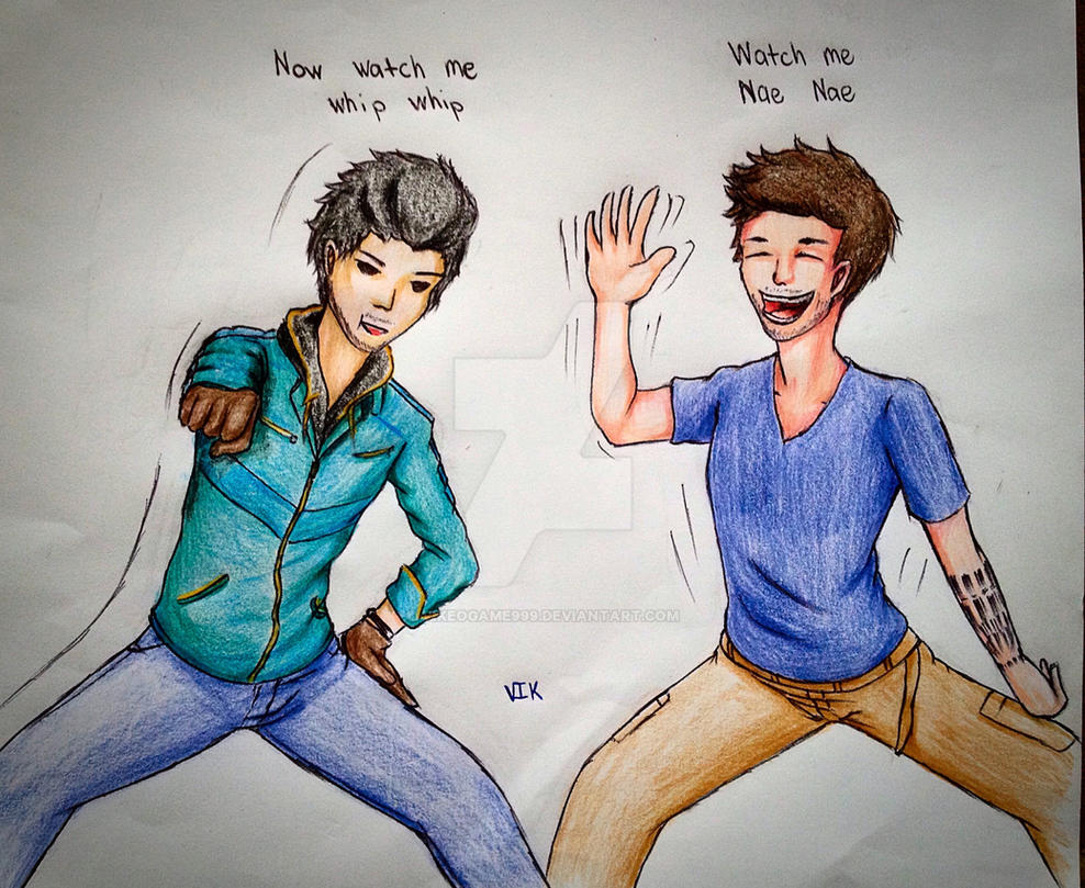 Ajay Ghale and Jason Brody - Whip/Nae nae by Vikeogame999 ...