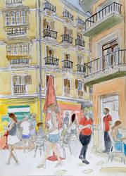 Calle San Juan @ Calle Cisneros