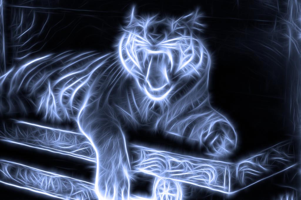 Tiger by LeGiuS