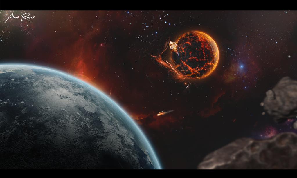 Earth - Aftermath by LeGiuS