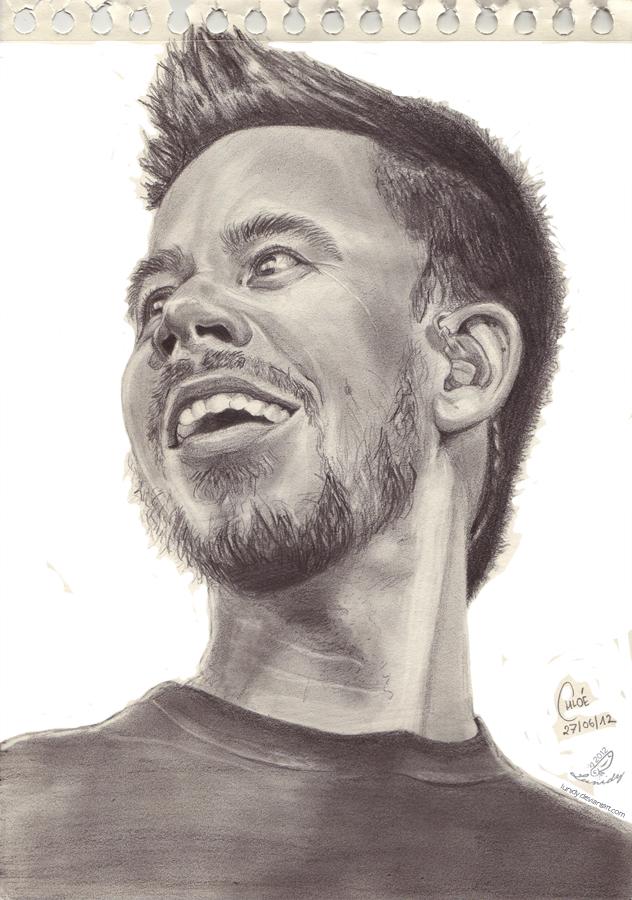 Mike Shinoda 2 by Lunidy