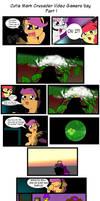 Cutie Mark Crusader Video Gamers Yay Part 1