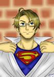America is Superman
