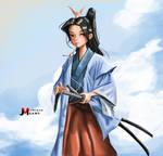 Stylize Study - Samurai