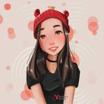 Stylized Portrait - Zsaii