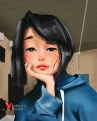 Stylized Portrait + Expression