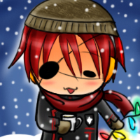 X-mas Lavi - request by Evil-usagi