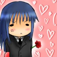 Valentines icon-Kanda by Evil-usagi