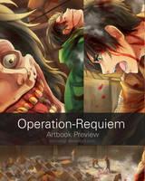 Operation Requiem - Artbook Preview by Evil-usagi