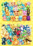 Chibi Pokemon