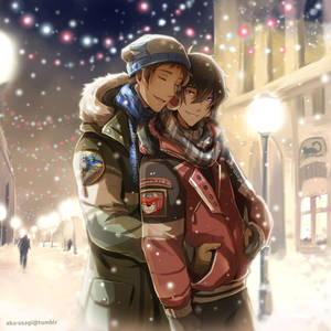 Merry Christmas! - Klance