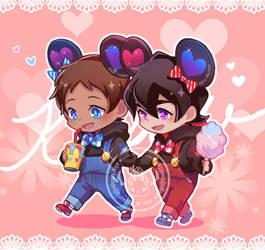 K+L Valentine