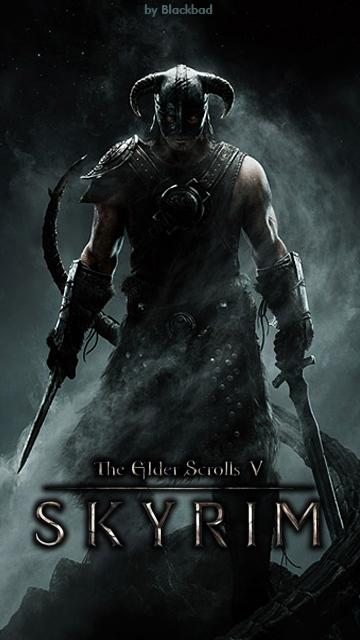 The Elder Scrolls V Skyrim Wallpaper By Blackbad On Deviantart