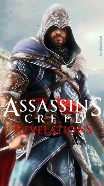 Assassin S Creed Revelations Mobile Wallpaper By Blackbad On