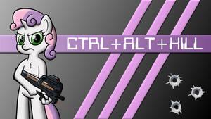 CTRL+ALT+KILL