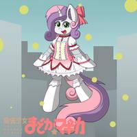 Madoka Future Sweetie Bot by Scramjet747