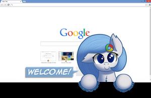 Chrome Pony by Scramjet747