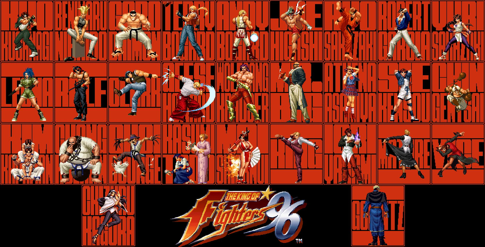 Mfg 1 1 Kof Orochi Saga Screenpacks Portraits Rips Updated