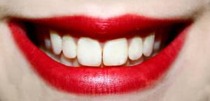 smile or grimace?