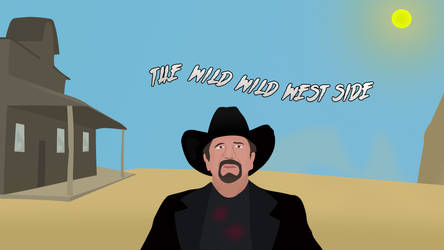 The Wild Wild West Side by ChemicalPaynt