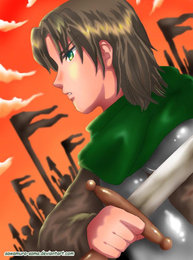 On The Battlefield by sawamura-sama