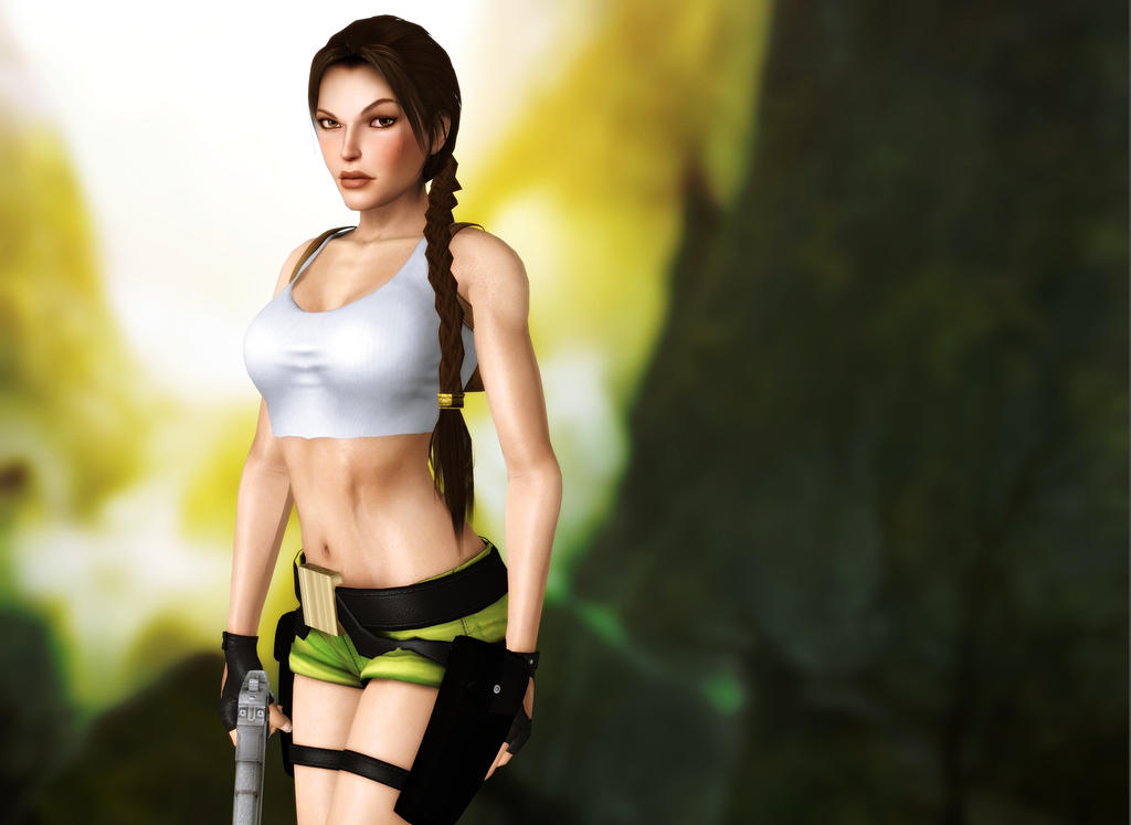 Lara_Croft_South_Pacific by ivedada