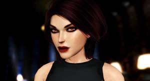 Lara_Croft_Library