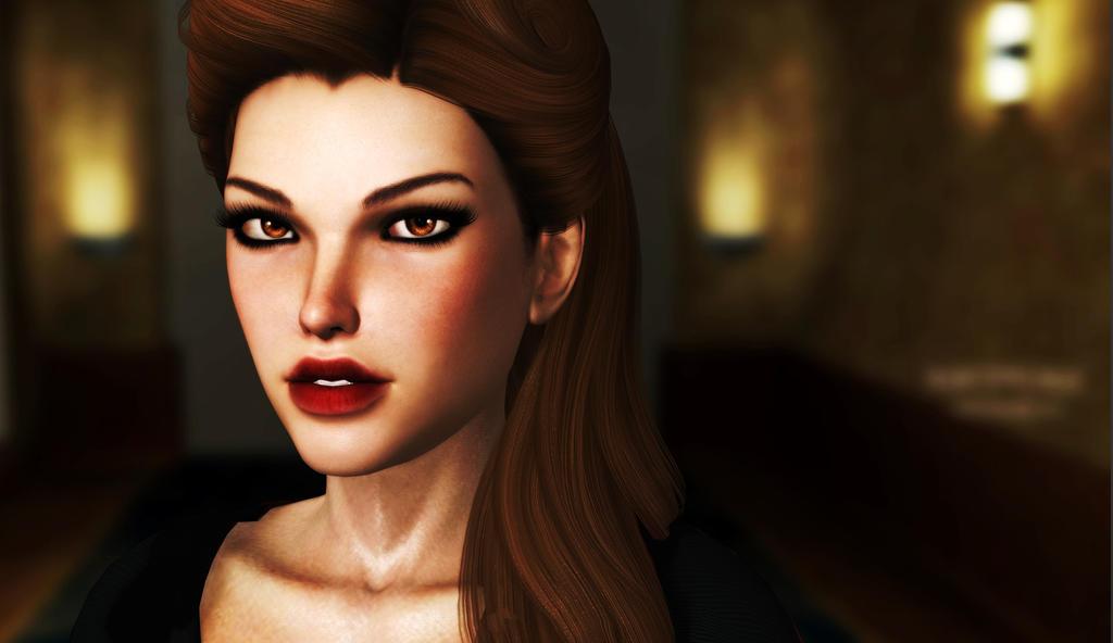 Lara_Croft_Deadly_Charmer by ivedada