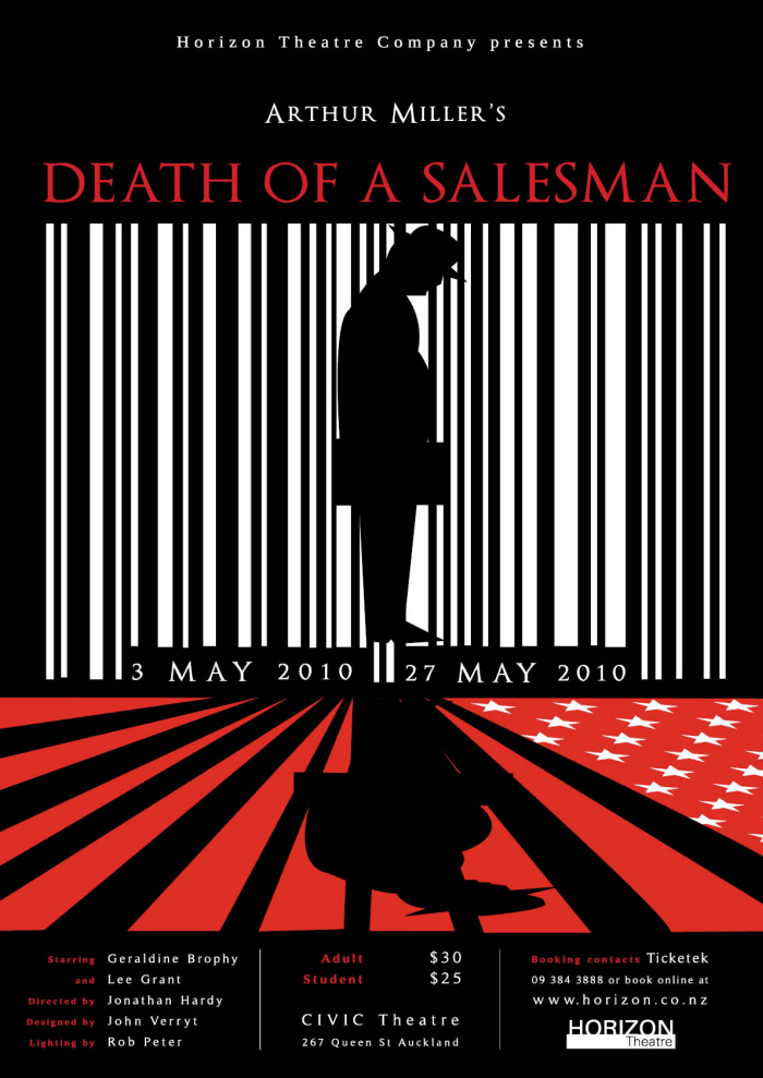 death of the american dream essay This essay will analyze the meaning of the american dream for each of the main characters in the death of a salesman.