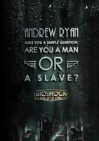 Bioshock Typography by walt7