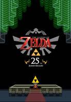 Zelda 25th Anniversary by walt7