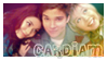 stamp: iCarly trio by SimbiAni