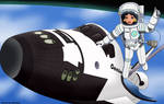 Astrogirl Jasmine by Joko-Zuno